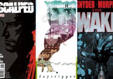 Vertigo: Los mejores cómics de la década en México