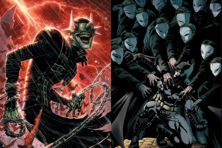 Los mejores personajes DC Comics creados en la década