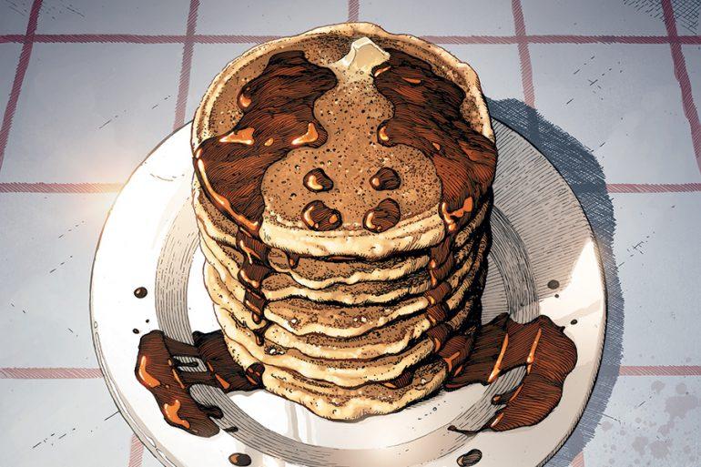 ¿Los hot cakes tienen algún significado en Doomsday Clock?