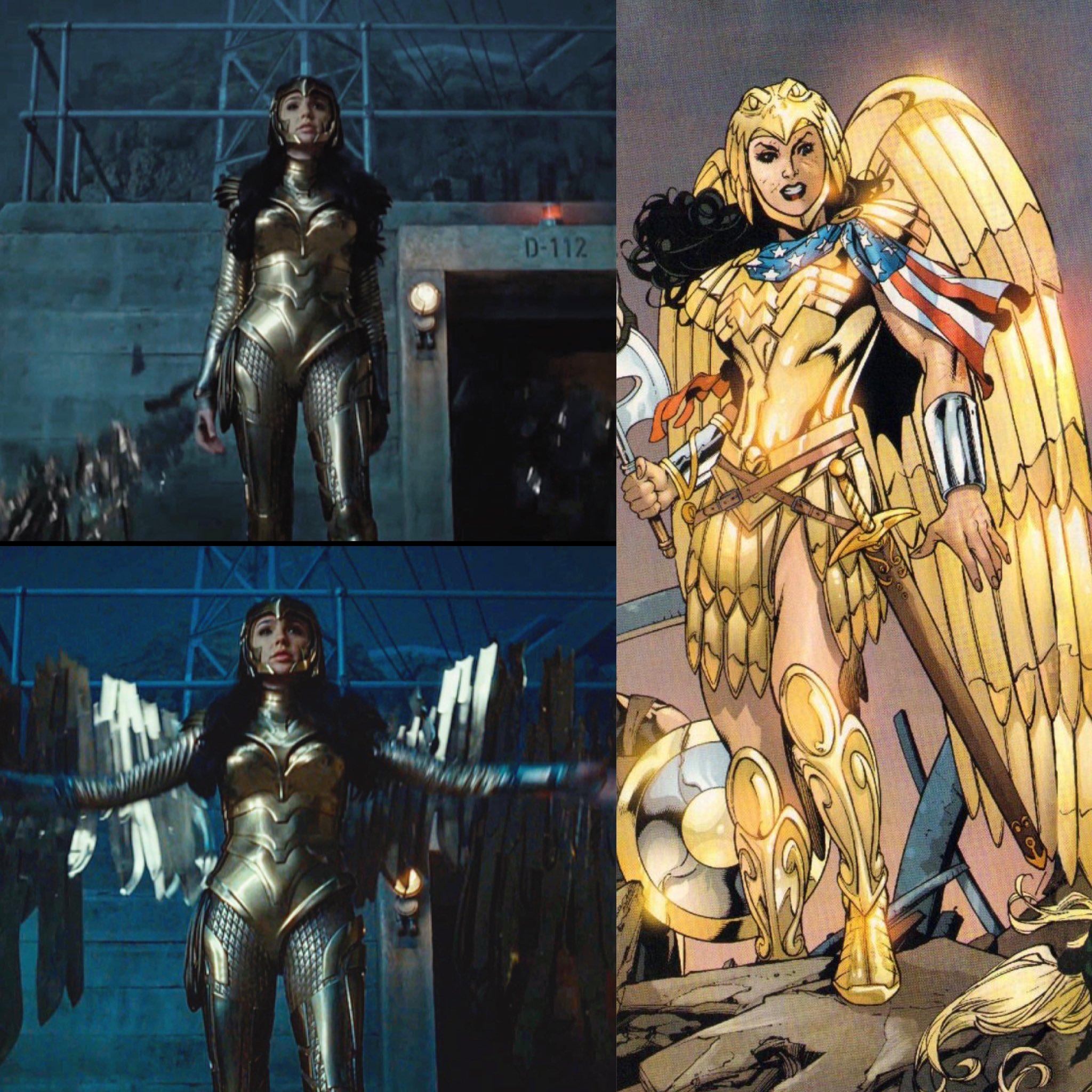 Wonder Woman 1984: ¿Qué vimos en el tráiler?