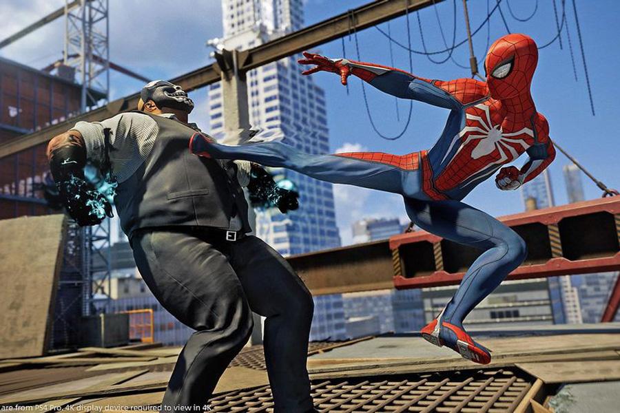 videojuego Spider-Man 2