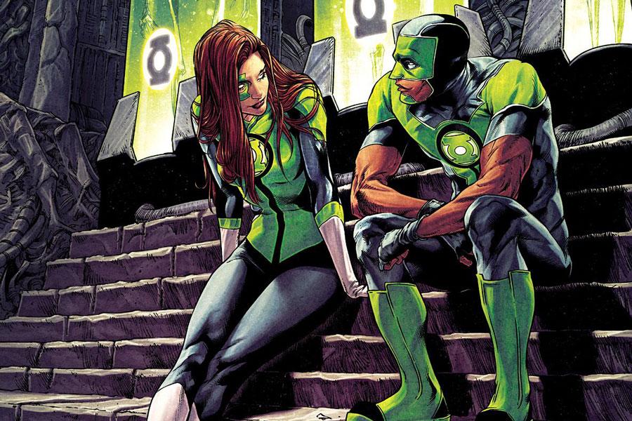 Nuevos personajes creados en la década por DC