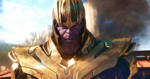Así se hubiera visto Thanos en Infinity War y Endgame