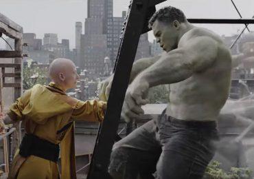 Revelan escena alternativa de Hulk y Ancient One en Avengers: Endgame