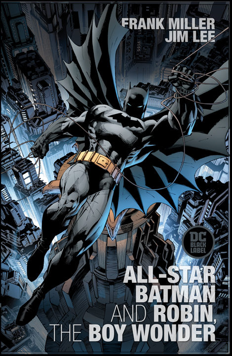 DC Black Label: All Star Batman and Robin The Boy Wonder