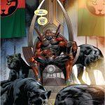 Black Panther VS Deadpool #3