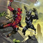 Marvel Básicos - Black Panther vs. Deadpool