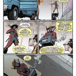 Black Panther VS Deadpool #5