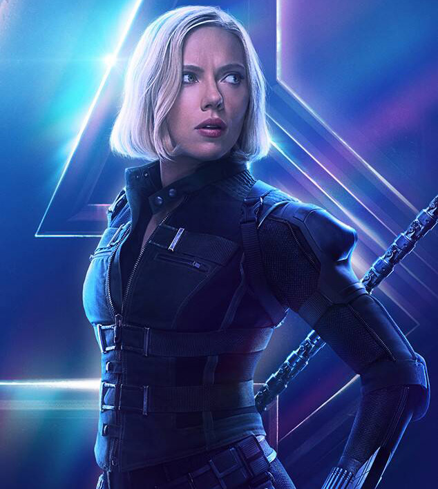 El trailer de Black Widow tiene una referencia a Avengers: Infinity War