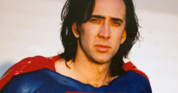 Nicolas Cage sí fue considerado como Superman en Crisis on the Infinite Earths