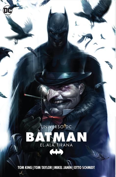 Batman: El Ala Tirana