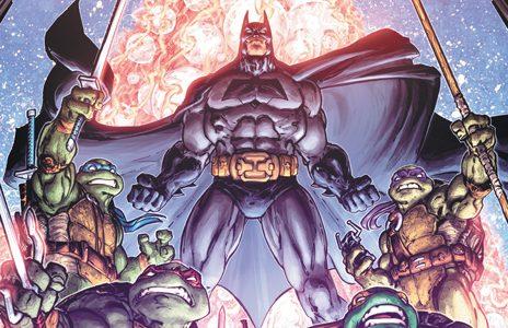 DC Semanal: Batman/Teenage Mutant Ninja Turtles III #6 (de 6)