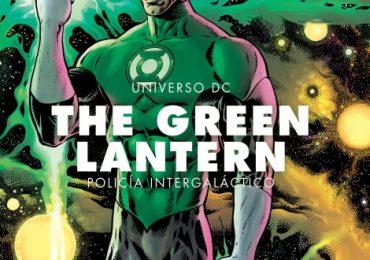 The Green Lantern: Policía Intergaláctico