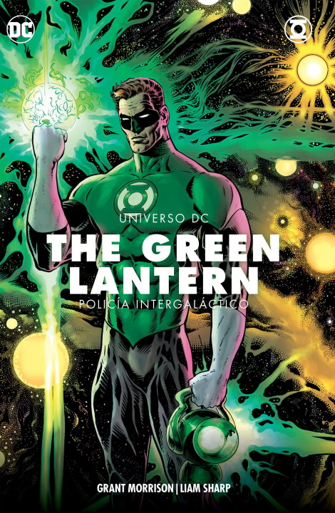 The Green Lantern: Policía Intergaláctico