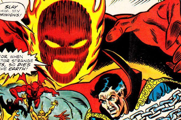 Dormammu tenía un cameo en Avengers: Endgame