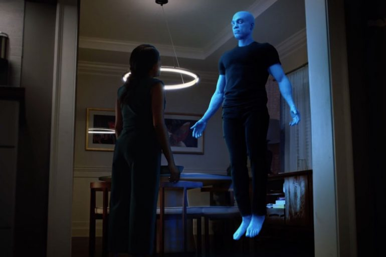 "Damon Lindelof: ""Robert Redford tiene la puerta abierta en Watchmen"""