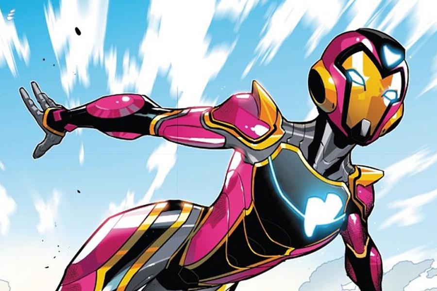 Nuevos personajes creados en la década en Marvel
