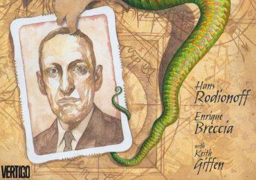 Guionistas de Game of Thrones llevan a cine el Lovecraft de Vertigo