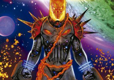 Marvel Aventuras Cosmic Ghost Rider: El Bebé Thanos Debe Morir