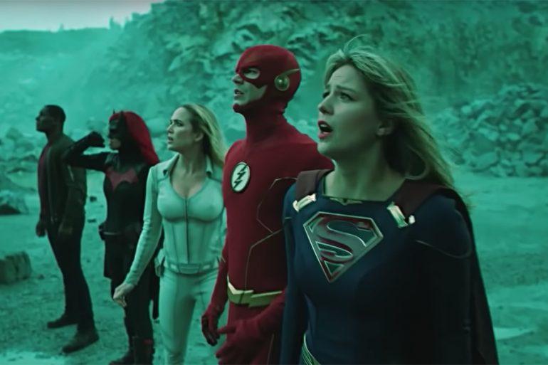 ¡Se acerca el final! Descubre el promo del episodio 4 de Crisis on Infinite Earths