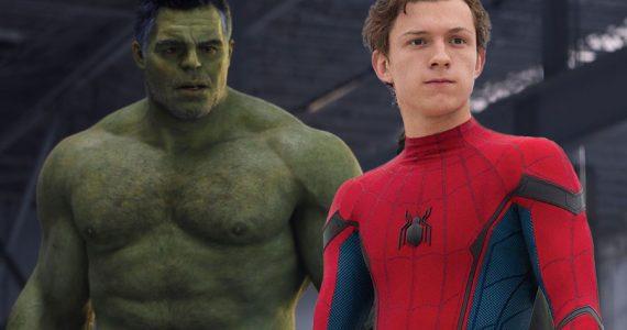 Spider-Man y Hulk habrían hecho equipo en Avengers: Endgame