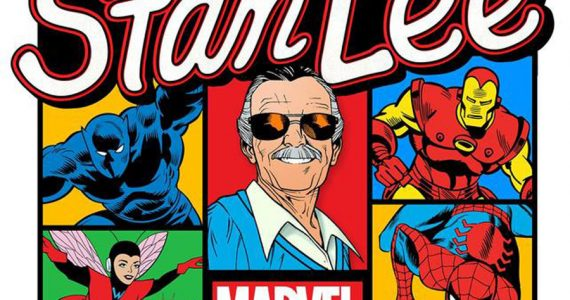 ¡Excelsior! Marvel celebrará a Stan Lee con programa