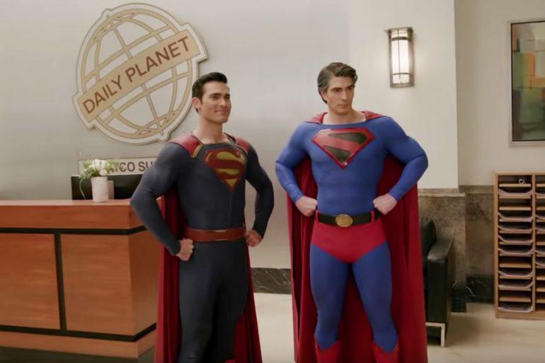 Superman: el significado del personaje para Routh y Hoechlin