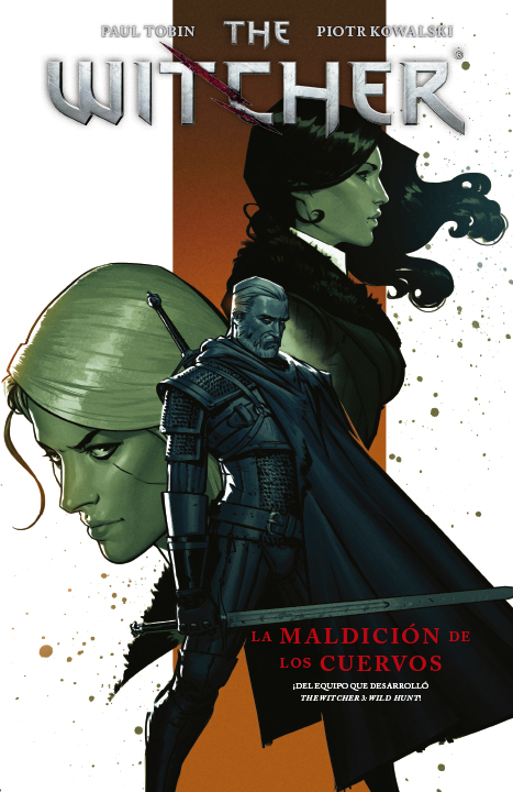 The Witcher Vol. 3: La Maldición de los Cuervos