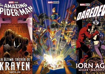 Las mejores publicaciones de Marvel Comics México del 2019