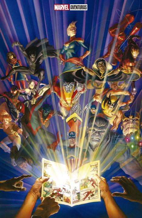 cómics de Marvel