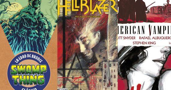 Mejores historias de Vertigo Comics México del 2019