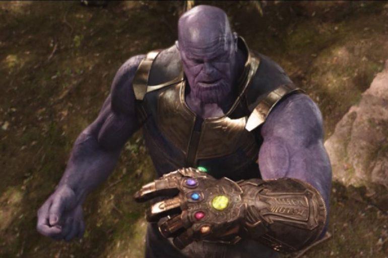 Trump es Thanos en su campaña por la presidencia