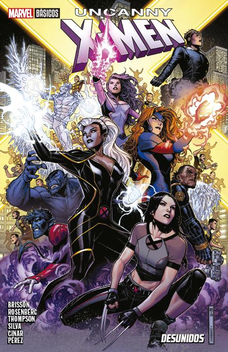 Uncanny X-men: Desunidos