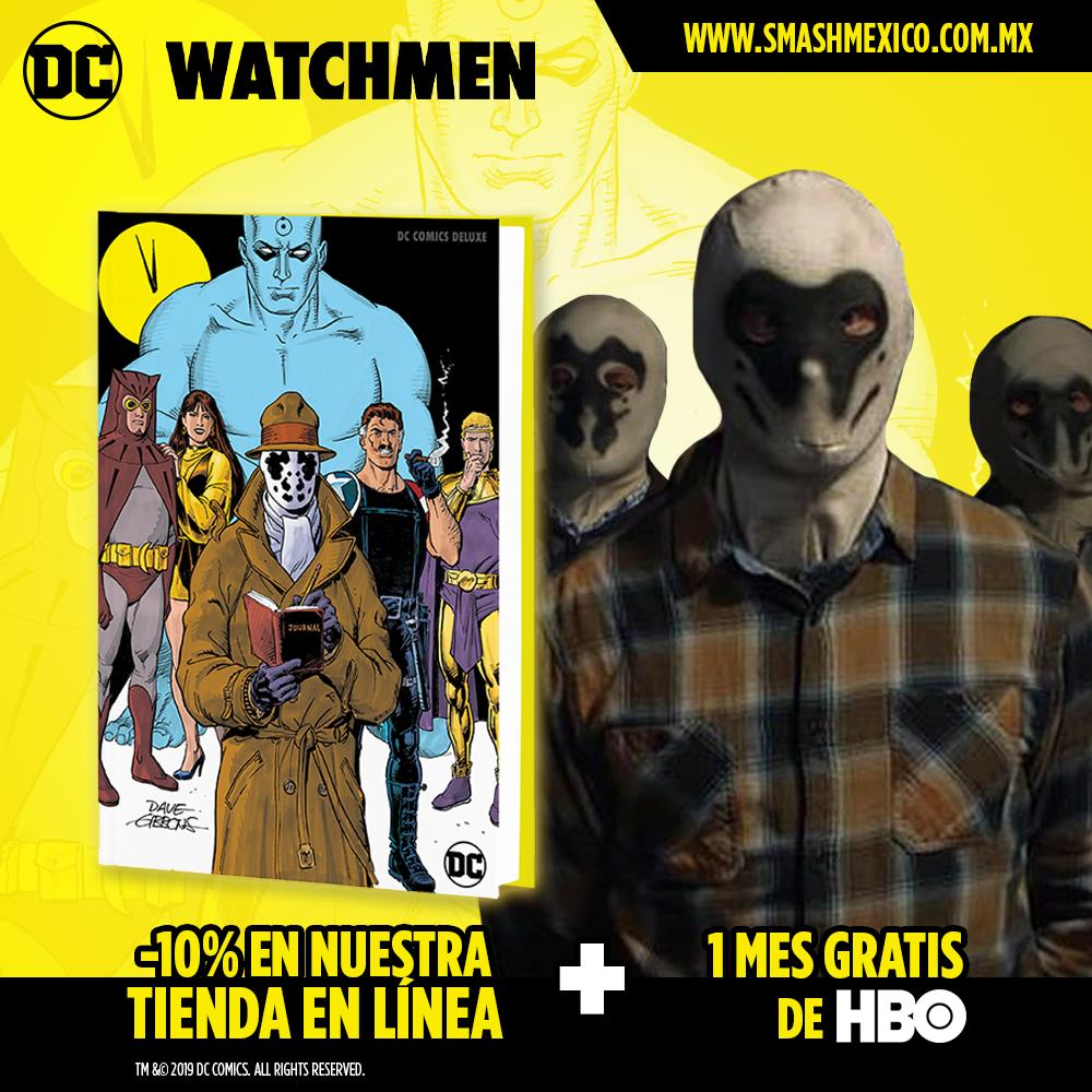 Crisis en las Tierras Infinitas tiene un Easter Egg de Watchmen