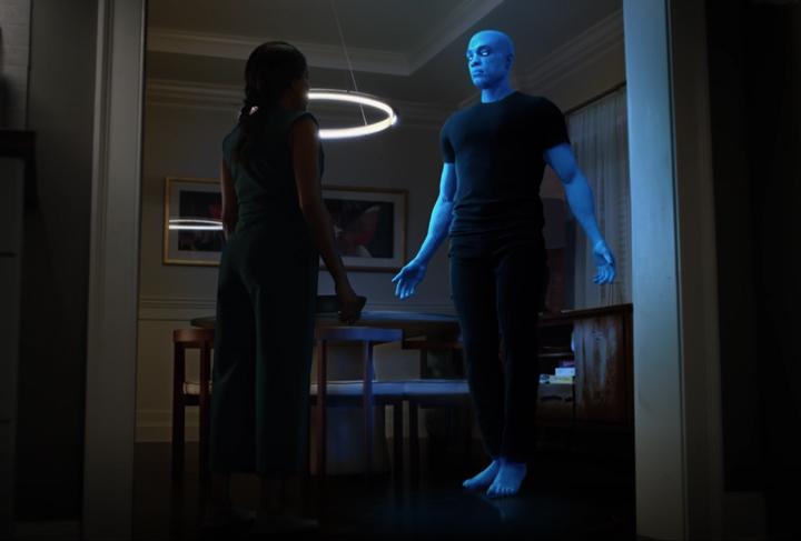 De Jon Osterman a Calvin Abar: Los alias del Dr. Manhattan en la serie Watchmen