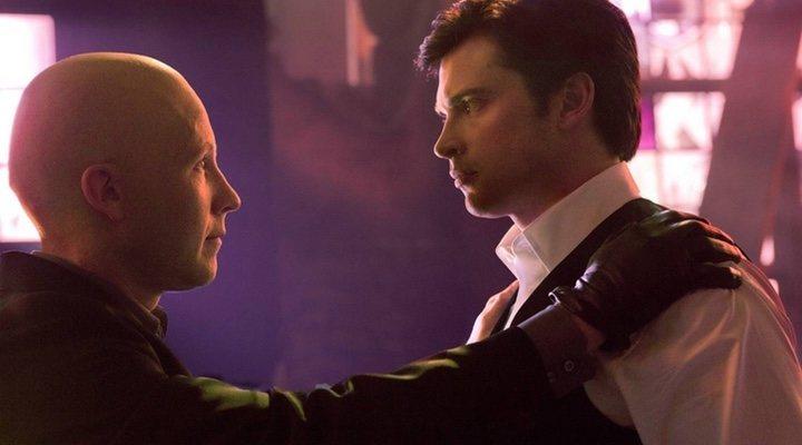 Había una escena planeada de Lex Luthors en Crisis