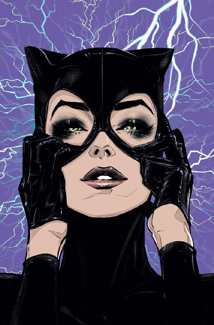 DC Comics festeja los 80 años de Catwoman con una edición especial