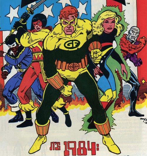 Black Lightning presenta a otro héroe de DC que llega a Tierra Prime