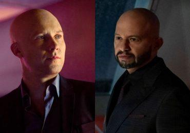 Había una escena planeada de los dos Lex Luthor en Crisis
