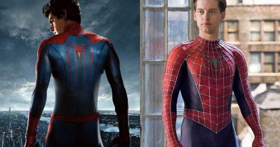 Spider-Man de Maguire y Garfield son canon en los cómics