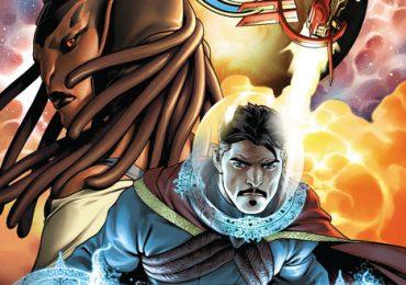 Doctor Strange A Través Del Universo