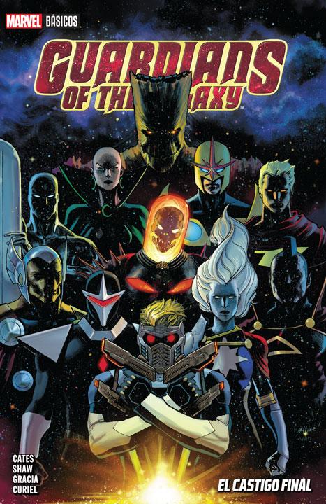 Marvel Básicos: Guardians Of The Galaxy:El Castigo Final