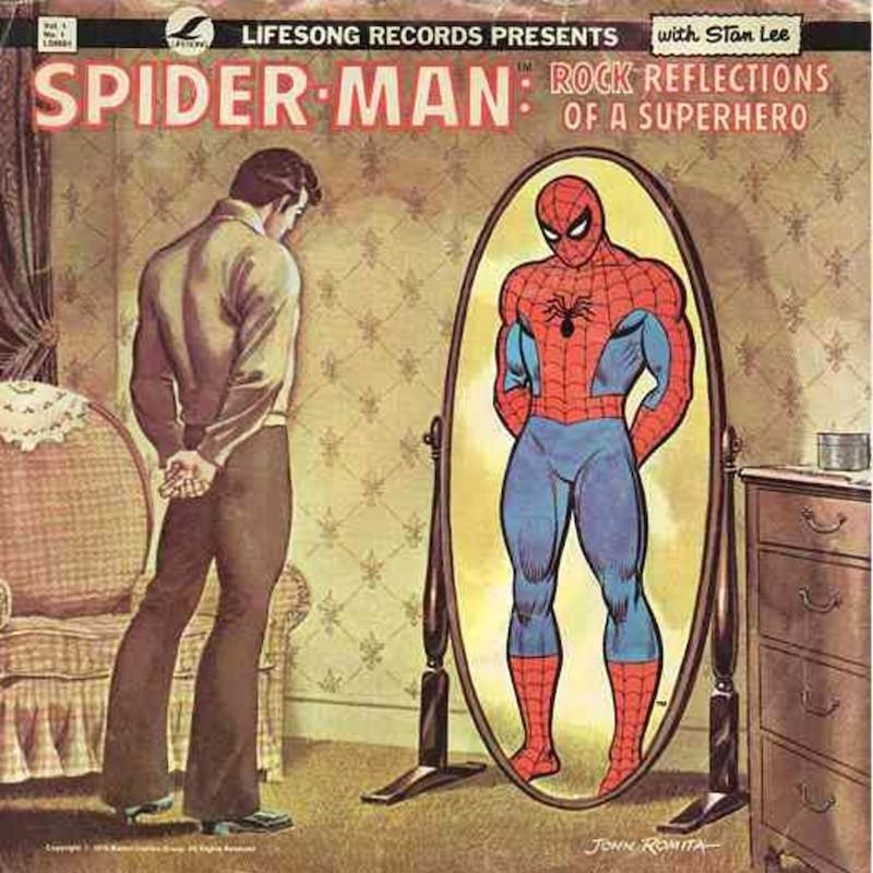 Rock Reflections of a Superhero: la ópera rock de Spider-Man