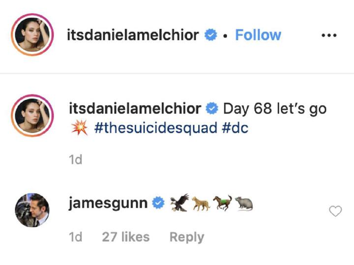 ¿James Gunn anunció a los personajes que tendrá en The Suicide Squad?
