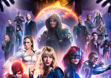Oliver debuta como el Espectro en nuevo póster de Crisis