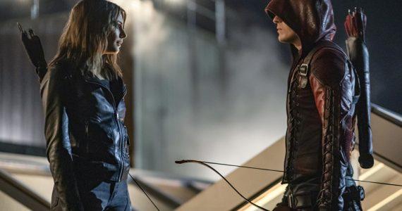 Regresos y despedidas enmarcan el gran final de Arrow