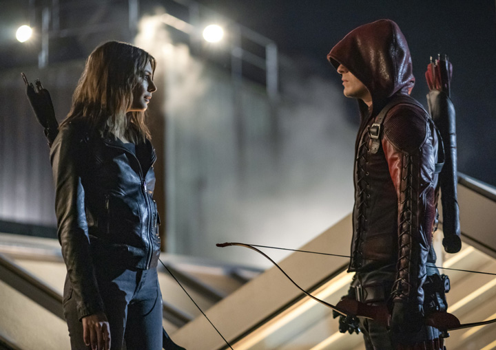 Regresos y despedidas enmarcan el gran final de Arrow
