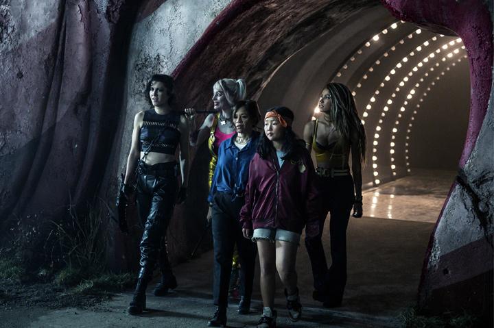 Margot Robbie prefirió hacer Birds of Prey antes de Gotham City Sirens