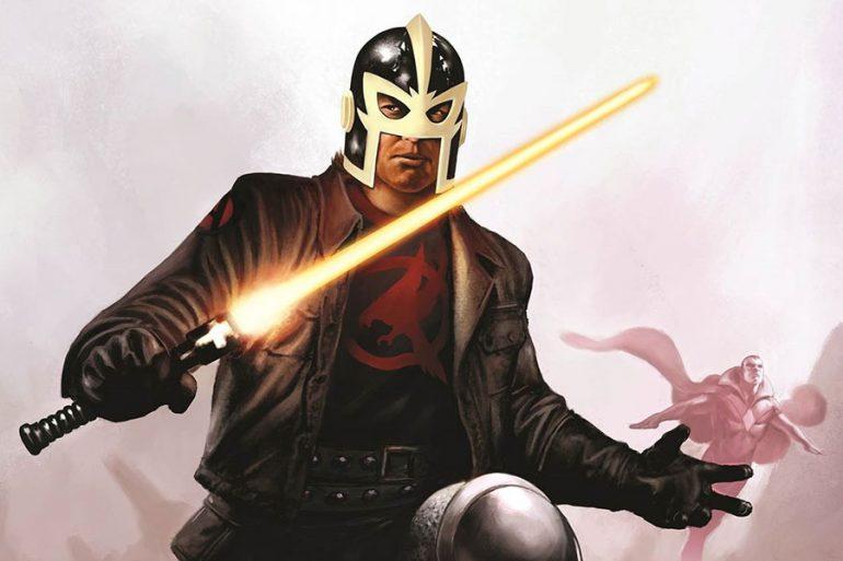 Black Knight aparece en el set de los Eternals en el MCU