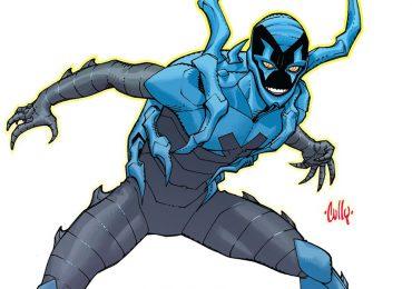 DC Comics estaría desarrollando una serie sobre Blue Beetle (Jaime Reyes)